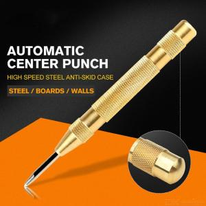 HSS 130mm Automatic Center Punch Chisel Positioner