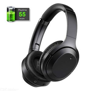 GORSUN M98 Bluetooth 5.0 Headpohone ANC Noise Canceling 3D Stereo Gaming Headset Wireless Earphone With Mic