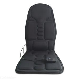 Massage Car Seat Cushion Thermal Car Massager Mattress With 5 Vibrating Nodes 8 Modes 3 Intensities
