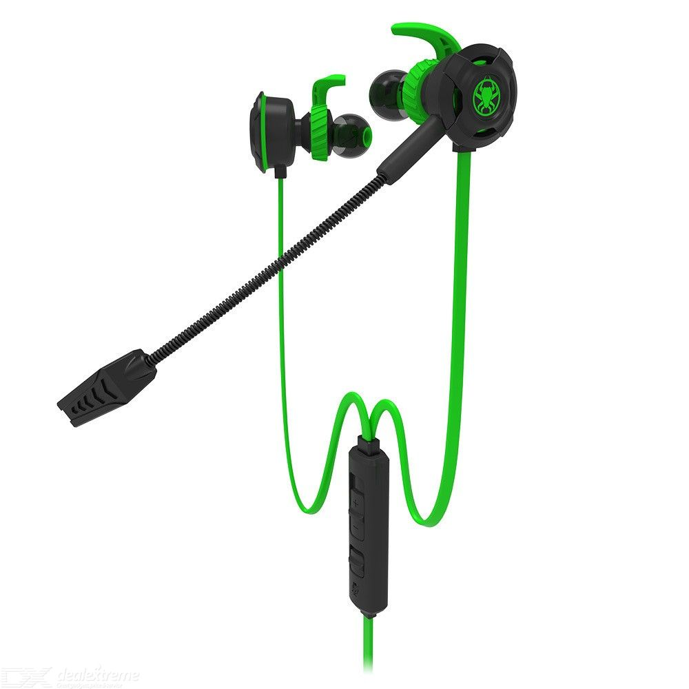 PLEXTONE G30 Universal 3.5mm In-Ear Wired Earphone Gaming Headset With Microphone For Computer Phone
