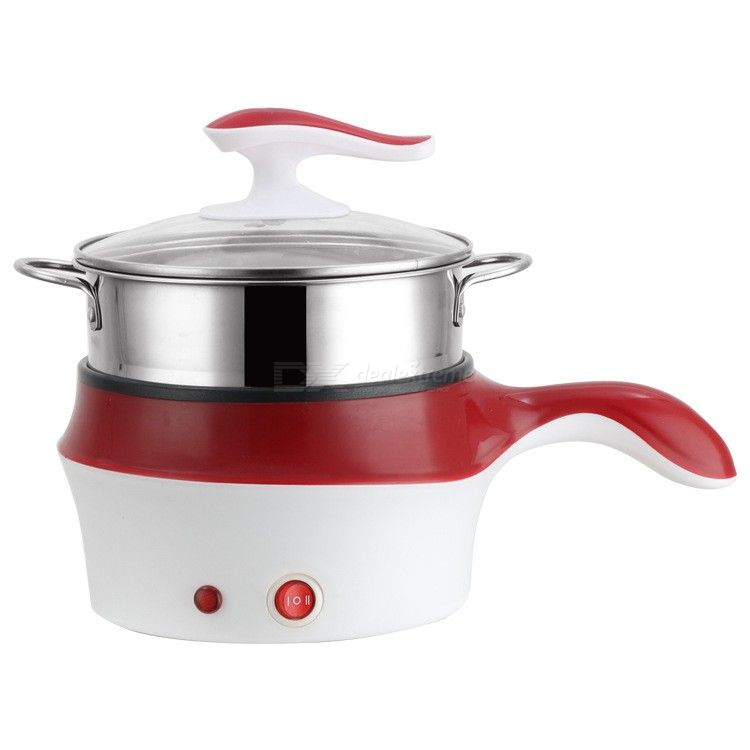 Multifunctional Household Electric Steamer Pot High Quality Safe Nonstick Cooker