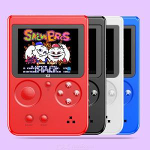 2.8-Inch Mini Handheld Game Console with Built-in 400 Games