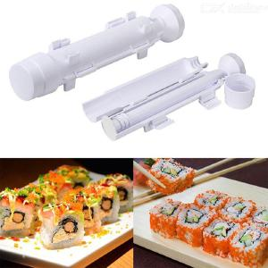 Sushi Roller Roll Mold Kitchen Tool Gadget, Sushi Maker Rice Meat Vegetables DIY Making Kitchen Accessory