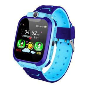 1.44 Inch Waterproof Kids Smart Watch, SOS Antil-lost Smartwatch 2G SIM Card Clock Call Location Tracker For Children