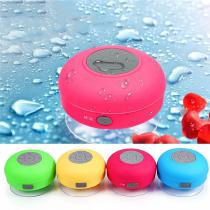 Mini Bluetooth Speaker Waterproof Portable Speaker With Strong Suction Cup