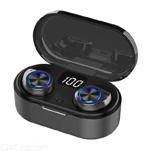 TW80 TWS True Wireless Headset Bluetooth 5.0 Sports Earphone Earbuds With LED Display Charging Case