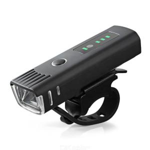 Ultra Bright LED Bike Light 400LM Waterproof Bicycle Front Lamp With 4 Light Modes