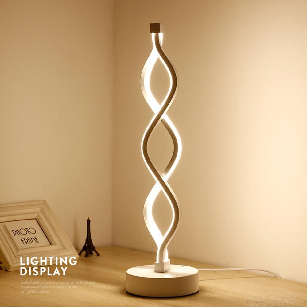 Led Desk Lamp Eye-Caring Table Lamp Office Lamp Reading Lamps For Bedside Table