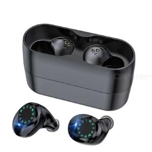 I31 Wireless Headphone With 3000mAh Charging Case, Touch Control TWS Bluetooth Earphone With Mic Sport Waterproof Headset