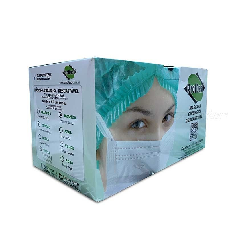 eg 3-ply surgical mask
