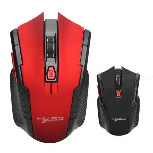 X20 Wireless Mouse 2.4Ghz Laser Mice With 6 Button