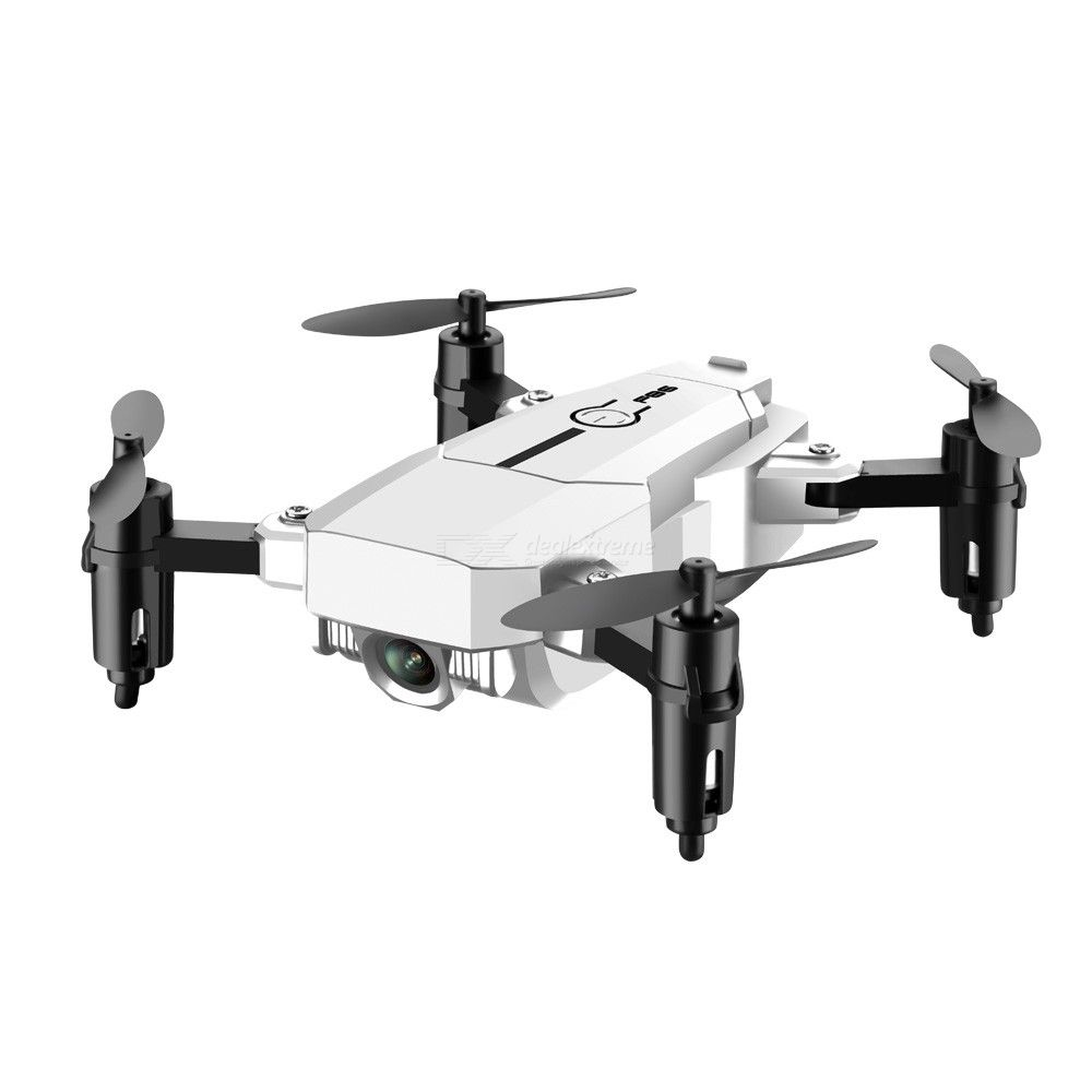F86 Foldable Drone WiFi HD Quadcopter With Altitude Hold Headless Mode One Key Takeoff Landing