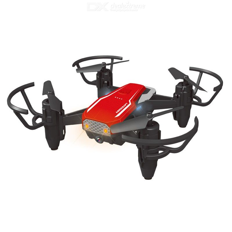 Mini 4K HD RC Drone Aircraft Remote Control Helicopter Toy For Kids Children