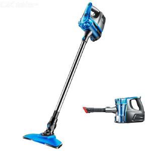 Cordless Vacuum Cleaner 90W Rechargeable Portable Handheld Vacuum With 6000Pa Powerful Suction For Home Office Car Pet