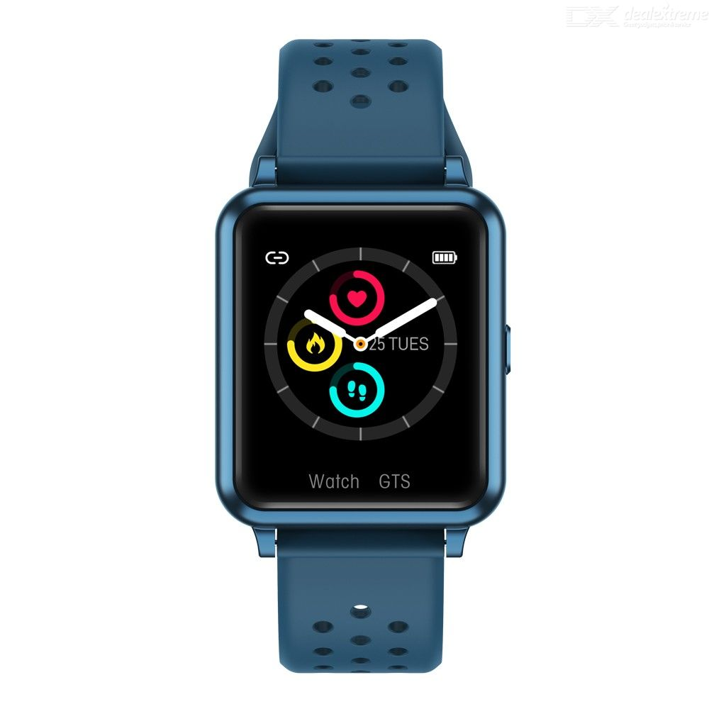 Rollme RM-S06 1.3 Inch Smart Watch, IP67 Waterproof Bluetooth Wristband With Heart Rate / Blood Pressure / Blood Oxygen Monitor
