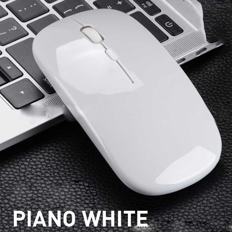 2.4GHz Wireless Mouse Ultra Thin Quiet 1600DPI Gaming Mice For Computer Laptop Notebook