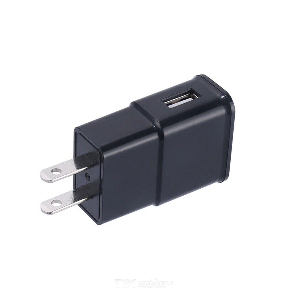 Universal 5V 2A Fast Charging Power Adapter, Single USB Charger For Samsung Mobile Phones