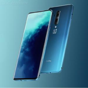 Global ROM OnePlus 7T Pro 6.67-Inch AMOLED Screen 90Hz Refresh Rate Smartphone With 8GB RAM 256GB 48MP Triple Cam - US Plug
