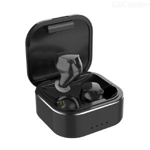 RM-T07 TWS Bluetooth Earphones BT 5.0 Wireless Earbuds With Noise Isolation Auto Pairing