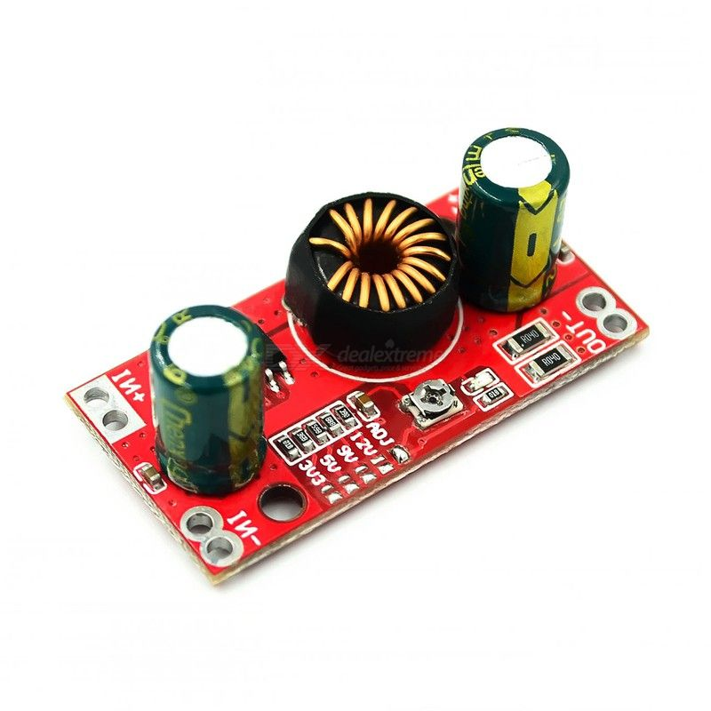 Dc-Dc 4A Adjustable Step-Down Power Regulator Module 5-36V Low Ripple 99 High Efficiency Super XL4015