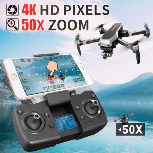L109 Drone With Camera 4K HD GPS 5G Quadcopter With 120 Wide Angels One Key Takeoff Landing One Key Return 1000m Range