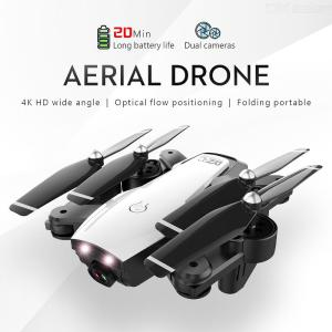 Drone With Camera WiFi HD Quadcopter With Dual Camera Altitude Hold Headless Mode