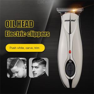 Mens Hair Trimmer Rechargeable Cordless Hair Clipper Home Hair Cutting Kit For Adults Children