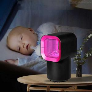 Indoor Electronic USB Mosquito Killer Lamp Efficient And Quiet Inhalation 3D Mosquito Trapper For Infant Pregnant Women