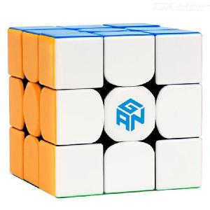 GAN 354 M 3x3x3 Magnetic Puzzle Magic Speed Cube Educational Toy For Kids