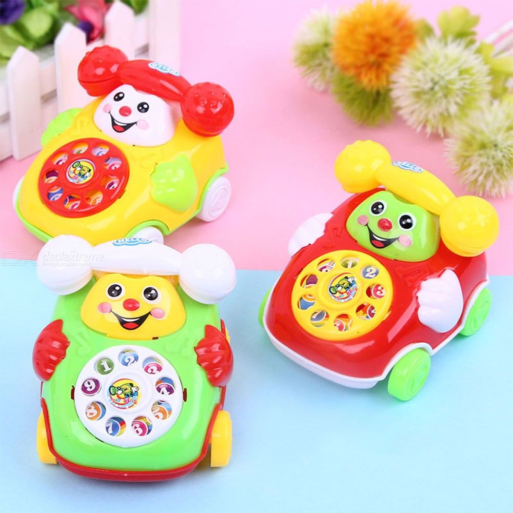 Telephone Car Toy Educational Toys Kids Toy Gift