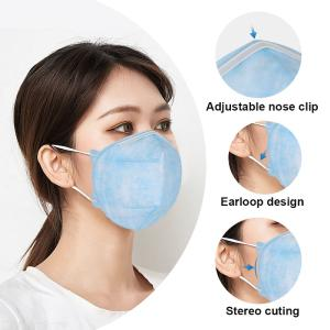 N95 Disposable Respirator Mask Universal Suitable for influenza Prevention (earloop)