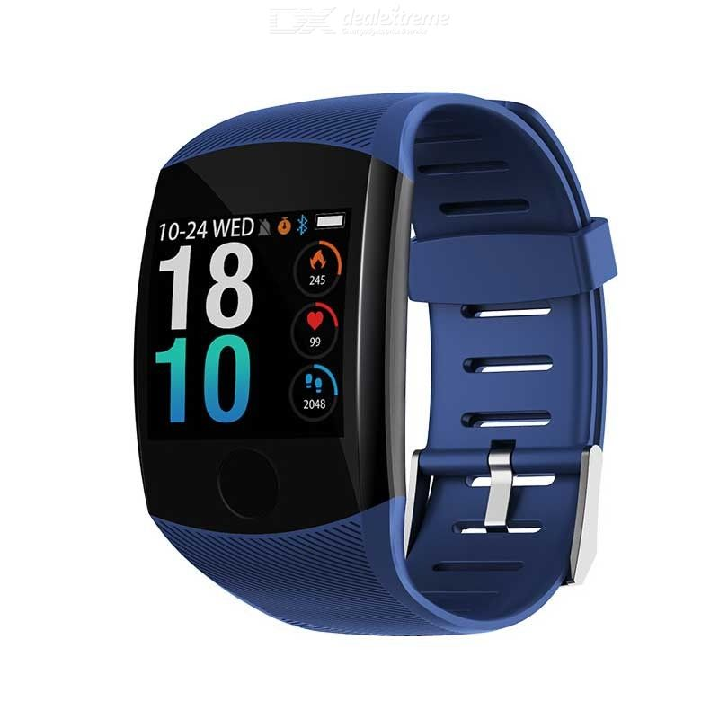 Q11 1.3 Inch Smart Watch Fitness Tracker Watch With Step Counter Sports Modes