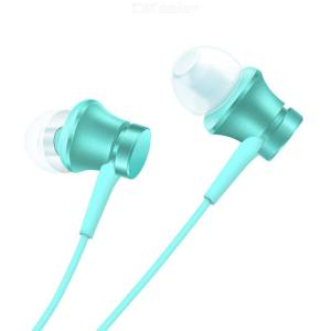 Xiaomi Piston Headphone Fresh Edition Universal 3.5mm Wired In-Ear Earphone With Microphone For Mobile Phones