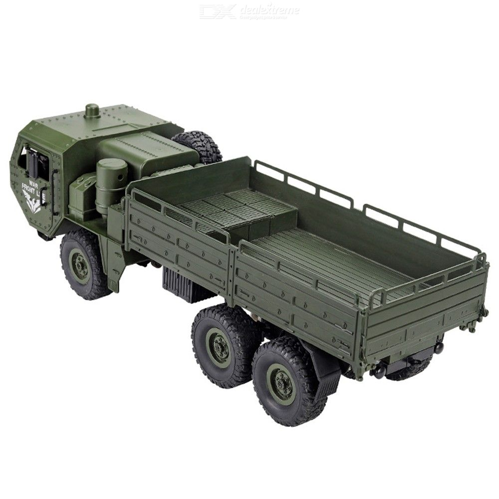 Q75 RC Military Truck 1:16 Remote Control RC Cars
