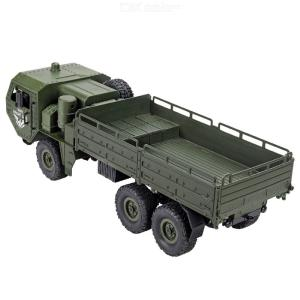 Q75 RC Militaire Vrachtauto 1: 16 Afstandsbediening RC Auto's