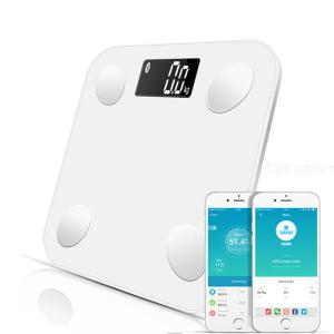 Bathroom Scale Weight Balance Smart Digital Display BMI Body Fat Scale For IOS Android