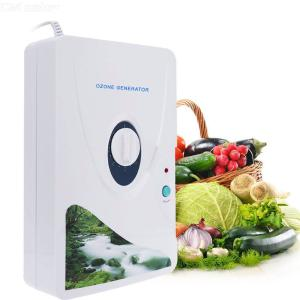 Household Oxygen Machine Fruit Vegetable Washing Machine Detoxifier Ozone Air Purifier