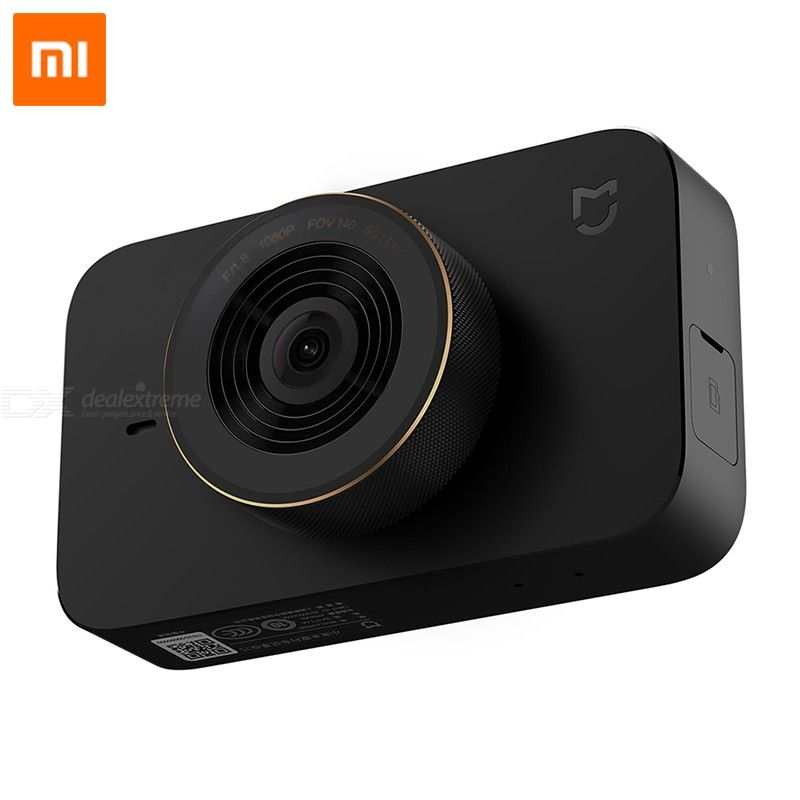 Xiaomi Mijia 1S Car DVR Camera WIFI 1080P HD Night Vision Mi Dash Cam Voice Control Video Recorder 140 Degree Wide Angle