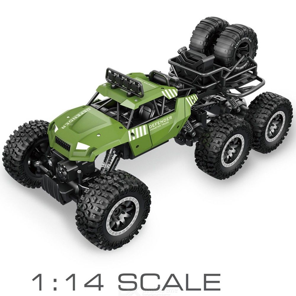 RC Offroards High Speed Remote Control Crawler For Kids Children