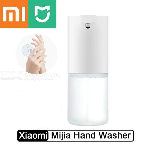 Xiaomi Mijia Touchless Automatic Induction Sensor Foaming Hand Washer Dispenser Infrared Foaming Hand Washer For Bathroom