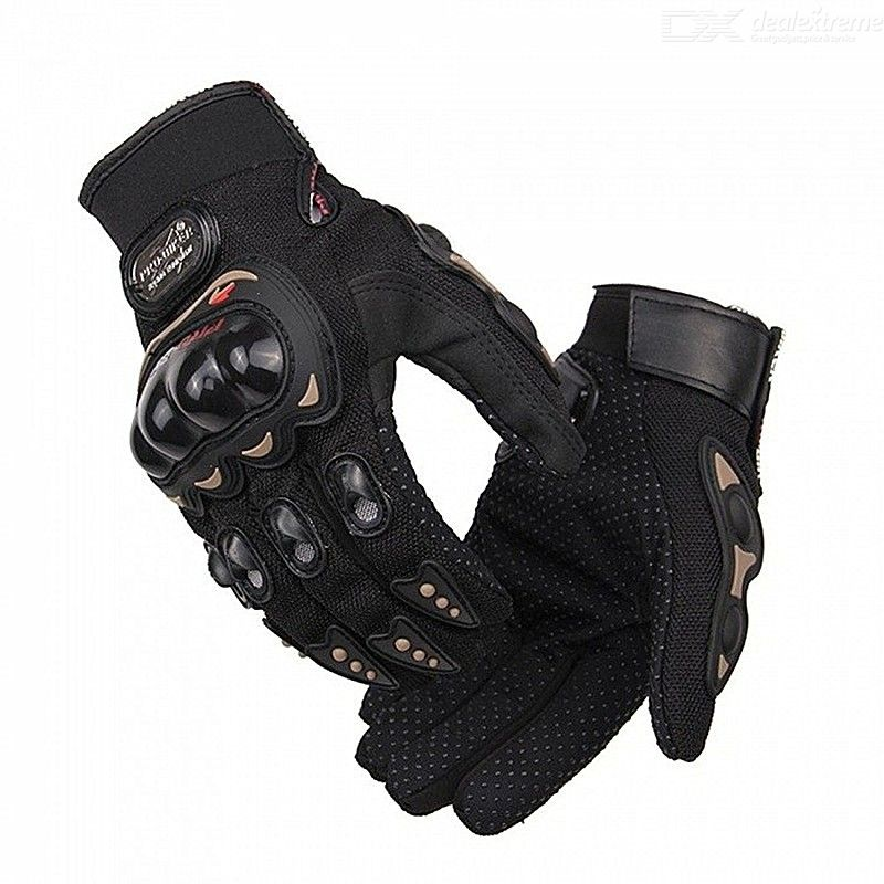 Outdoor Motorcycle Riding Glove Support Mobile Phone Touch Screen  - XL
