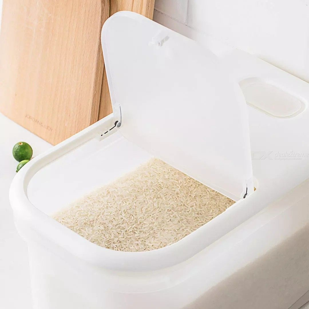 Xiaomi Youpin Large Food Storage Container Rice Bin With Scooper