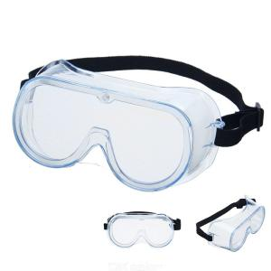 Safety Glasses Clear Anti-droplet Protective Goggles Eyewear For Dust Splash Droplet