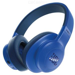 JBL E55BT Wireless Bluetooth Headphone, Portable Foldable Over Ear Stereo HIFI Music Headset With Mic And 3.5mm Jack