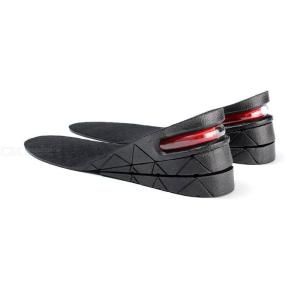 Men and Women Taller 4.5CM Height Increasing Air Cushion Invisible Shoe Pads Lift Insoles Hidden Heel Inserts