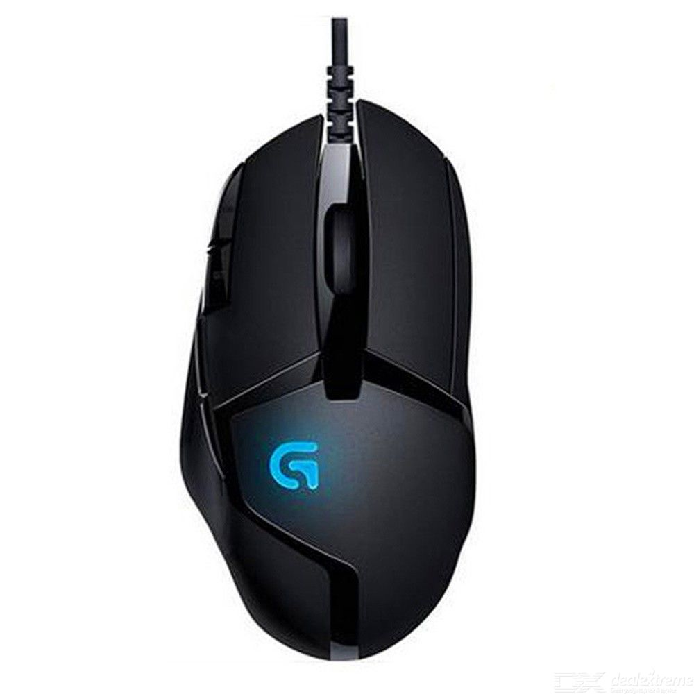 Logitech G402 Wired Gaming Mouse Fusion Engine 4000DPI Programmable Mouse For PC Laptop FPS/CS/PUGB