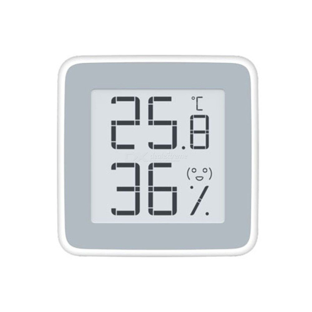 Xiaomi Youpin MIAOMIAO Digital Hygrometer Indoor Thermometer Home Temperature Humidity Gauge