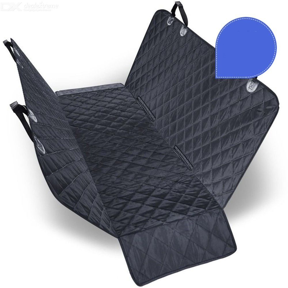 Dog Back Seat Cover Waterproof Durable Hammock For Cars SUVs