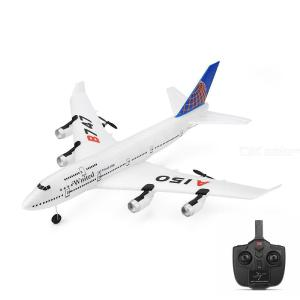WLtoys  RC Airplane Remote Control Boeing B747 Model Aircraft Toys