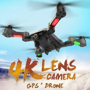 5G FPV RC Drone With HD 4K Camera RC Quadcopter GPS 5G WIFI 120° Wide Angle Real-time Transmission